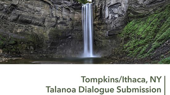 Cover of Talanoa Dialogue Submission