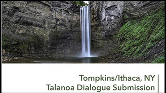Talanoa Dialogue Submission report cover