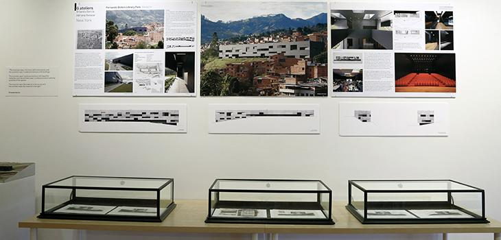 Colombia Transformed exhibition