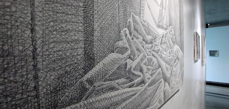 Alan Turner exhibition: Sanctuary