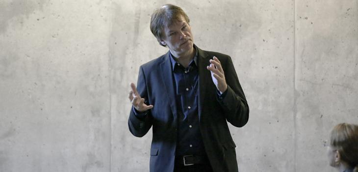 Bjørn Sletto lecture