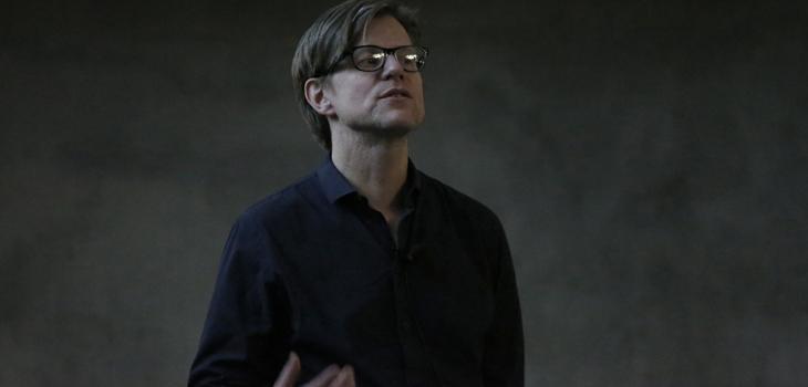 Dagur Eggertsson lecture