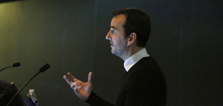 Achim Menges lecture