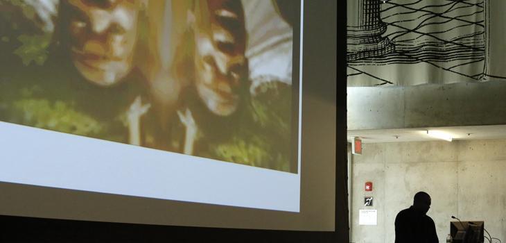 Rico Gatson lecture