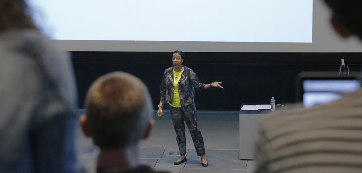 Lynn Ross lecture