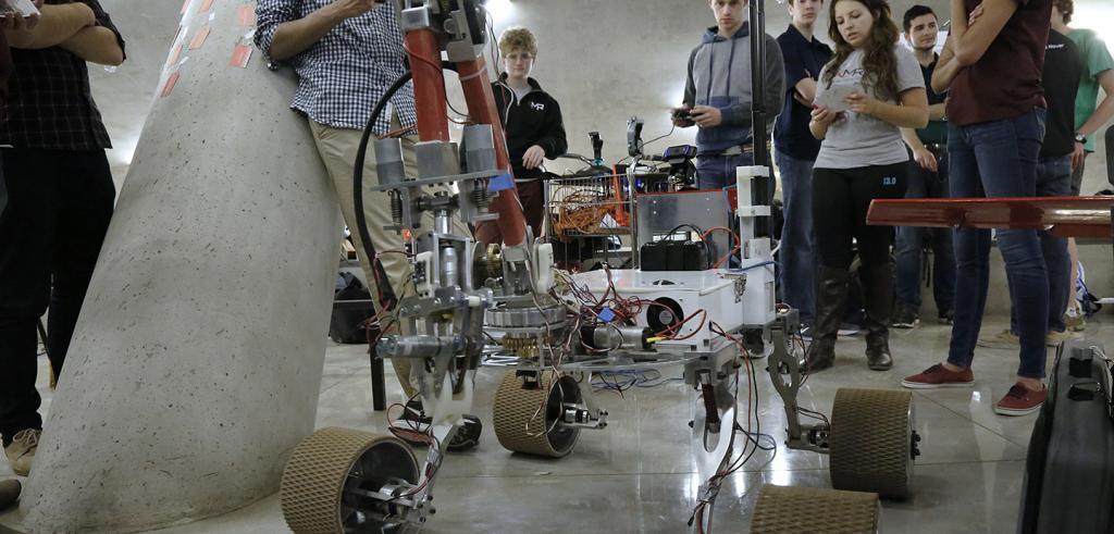Cornell Mars rover