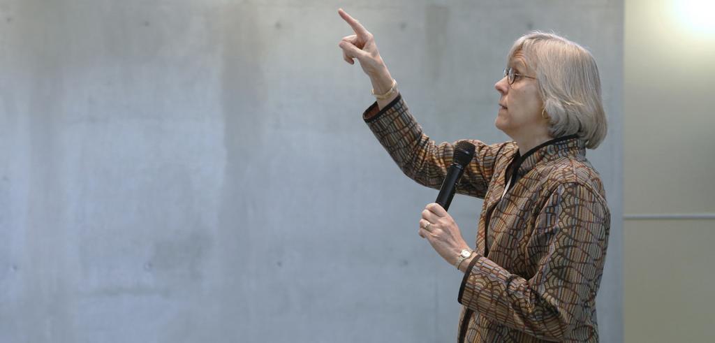 Claire McClinton lecture