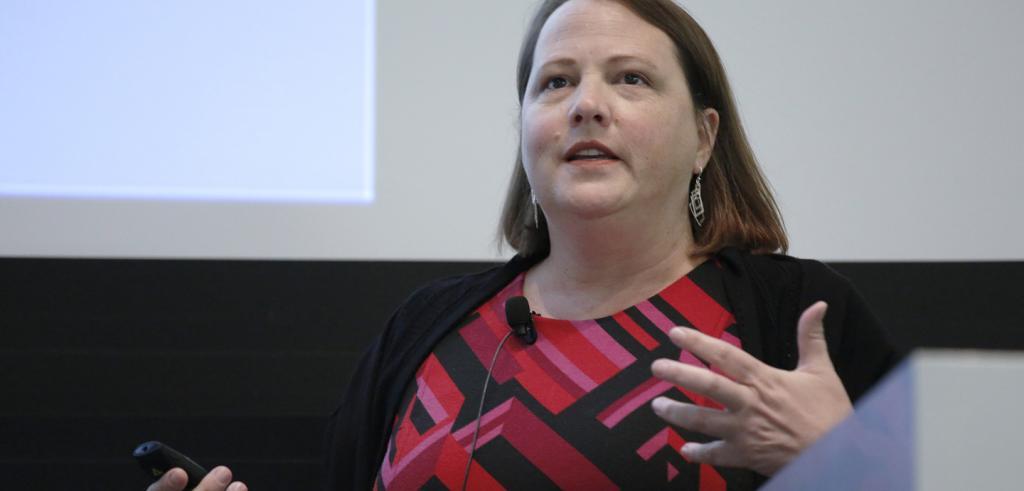 Trudi Sandmeier lecture