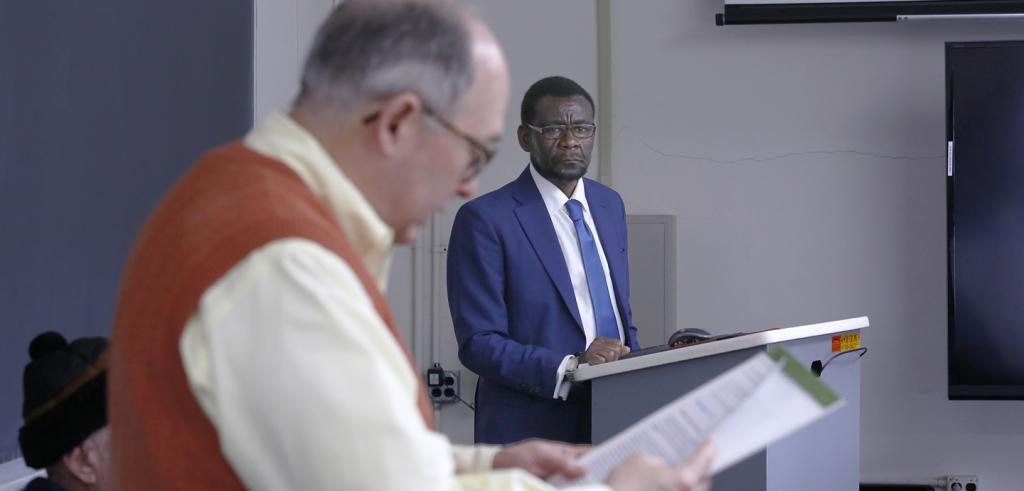 Tukumbi Lumumba-Kasongo lecture