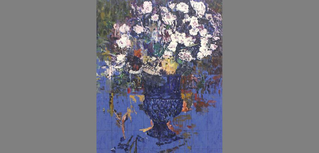 Aiyana flower arrangement by Andy Robert