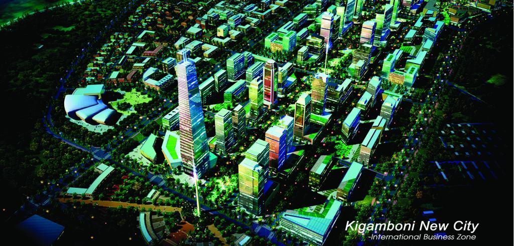 Kigamboni New City International Business Zone