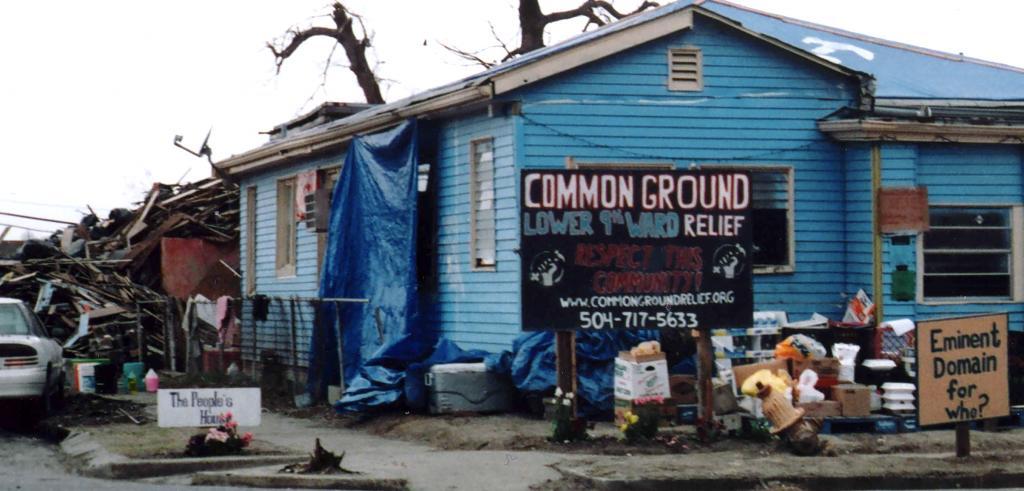 Katrina aftermath