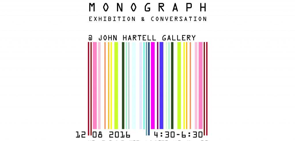 Monograph poster image