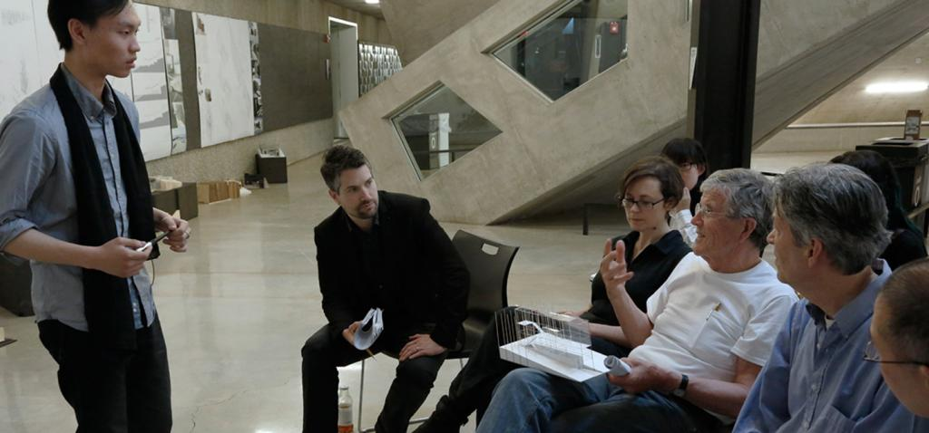 Spring 2015 Architecture Final Reviews