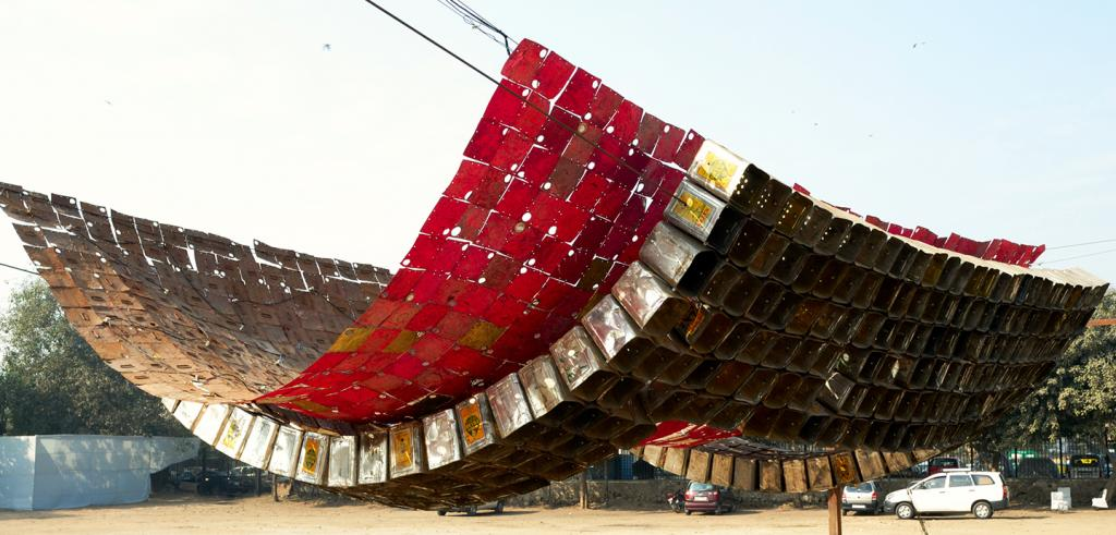 Work by Sanjeev Shankar Architect.