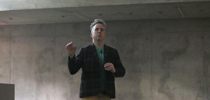 Stephen Powers lecture