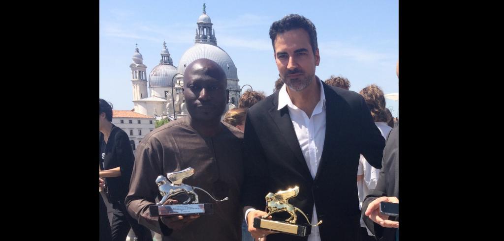 Kunlé Adeyemi and Iñaqui Carnicero