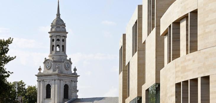 Stockwell Street building