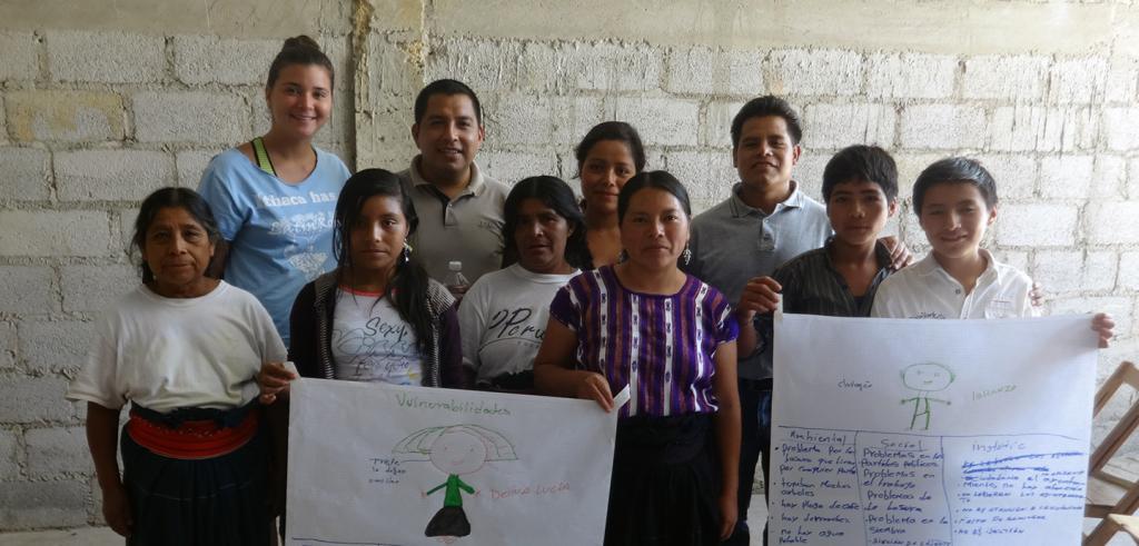 Alia Fierro in Mexico