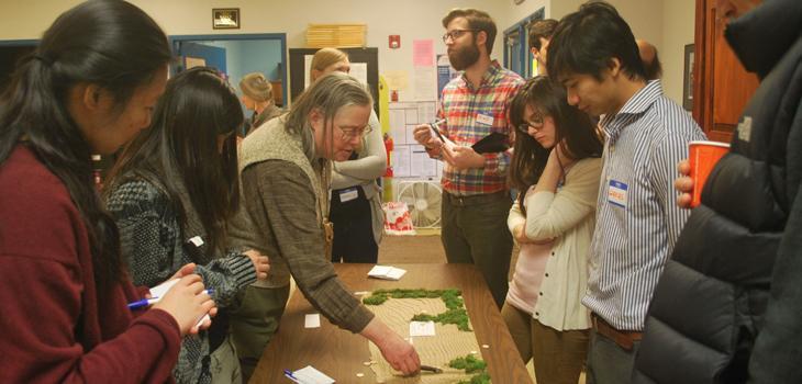 Design Connect planning meeting in Aurora