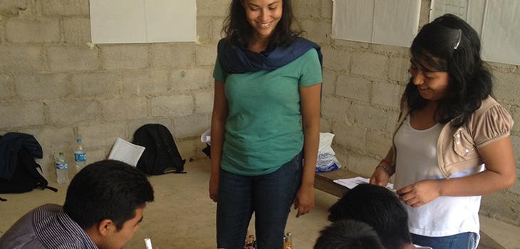 Intern in Mexico