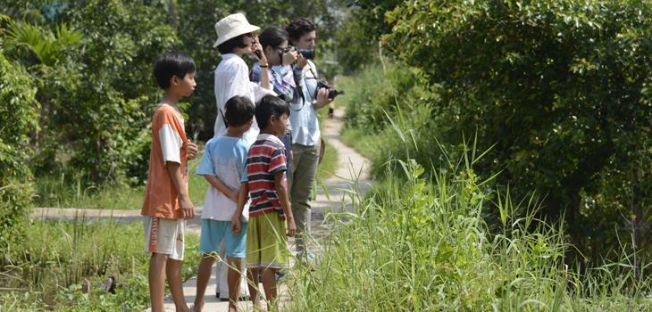 Vietnam field trip