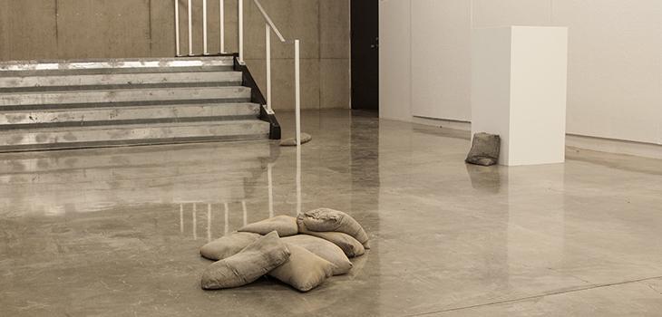 New work by Francesca Lohmann.