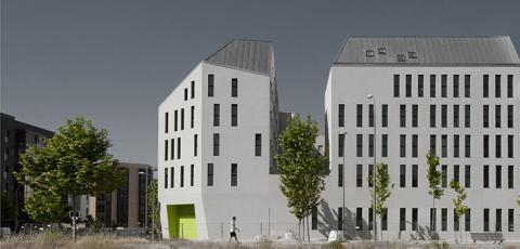 Building main facade
