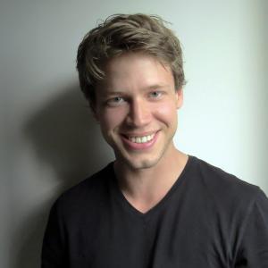 Portrait of Alex Kobald