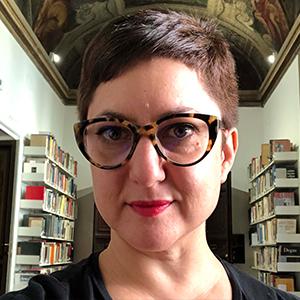 Portrait of Annalisa Maione