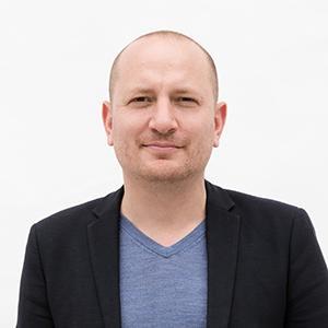 Portrait of Florian Idenburg