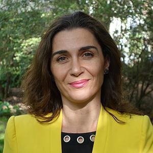 Portrait of María González Pendás