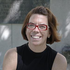 Portrait of Jennifer Michael