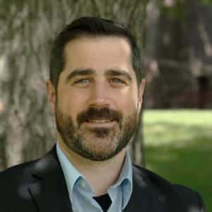 Portrait of Mark Weber