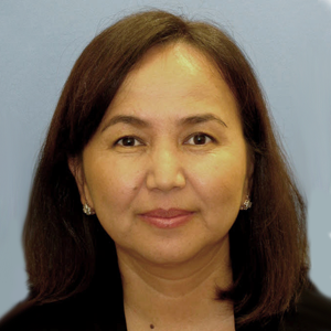 Portrait of Tolkyn Aidarova-Vuong