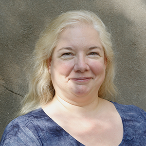 Portrait of Beth Sprankle