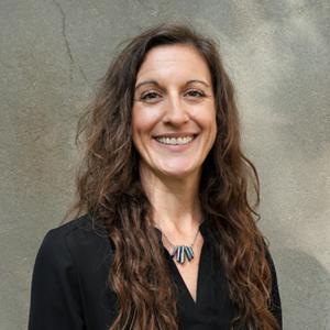 Portrait of Amy Yanosh