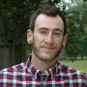 Portrait of Philip Rubin