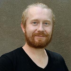 Portrait of Kurt Brosnan