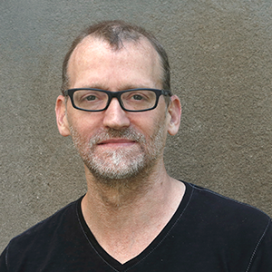 Portrait of Matthew Glaysher
