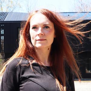 Portrait of Caroline O'Donnell