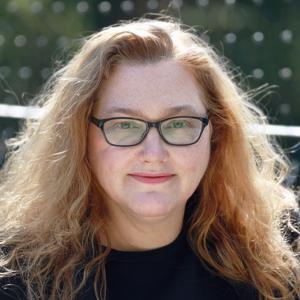 Portrait of Rebecca Elliott