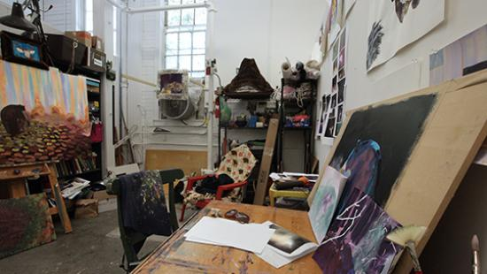 Art Studios and Classrooms