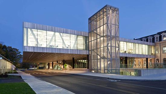 Cornell Architecture in Architizer
