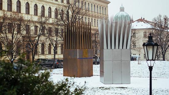 Jan Palach Memorial