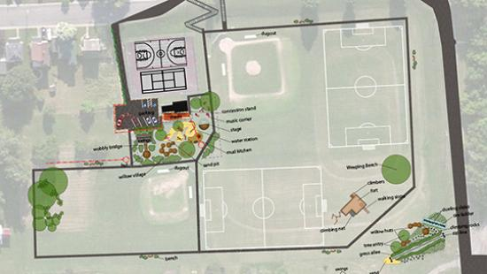 Savannah Site Plan Proposal