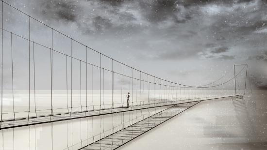 Invisible Winter by Mia Miyoung Kang