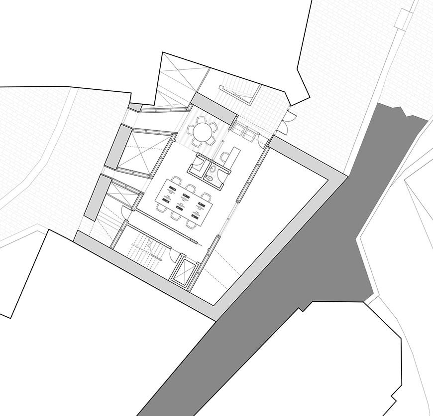 Plan drawing.