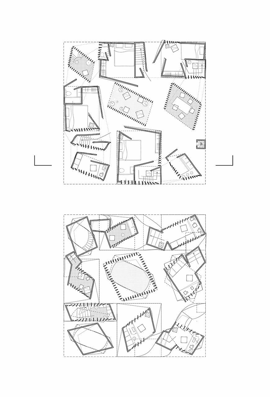 Plan drawings.