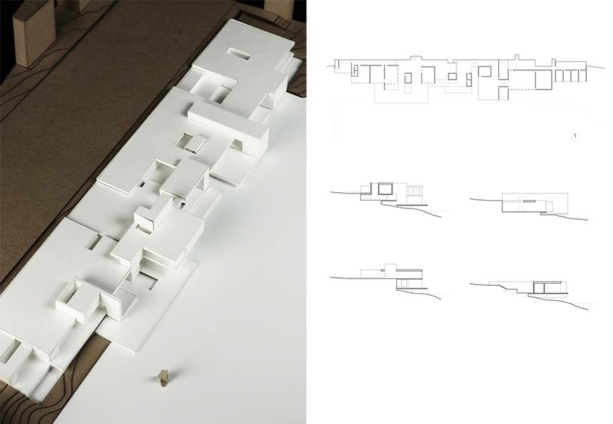 Model and drawing.
